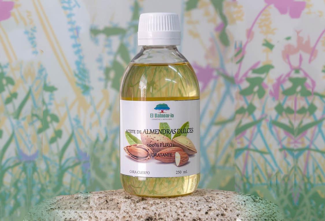 Aceite de Almendras Ecológico