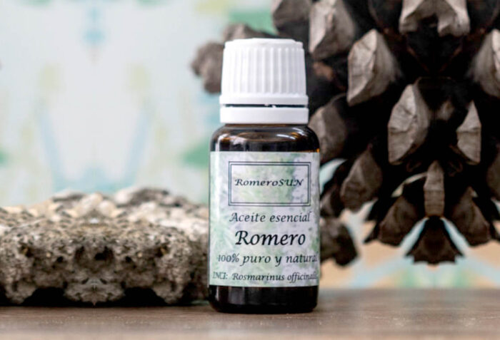 Aceite de Romero Ecológico