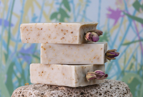Jabón de Rosa Centifolia